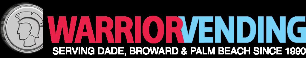 Warrior Vending Logo