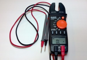 Klein Multimeter Image