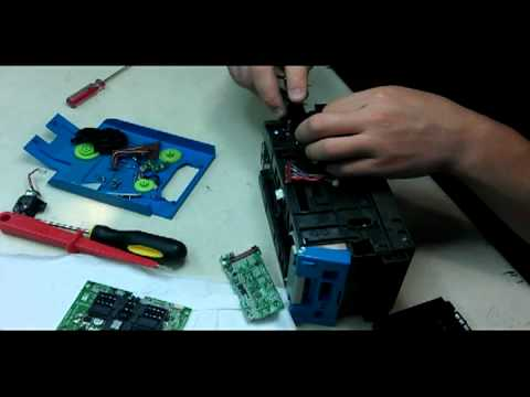 Bill Acceptor Repair And Cleaning With Washing Method. JCM UBA -Part 2