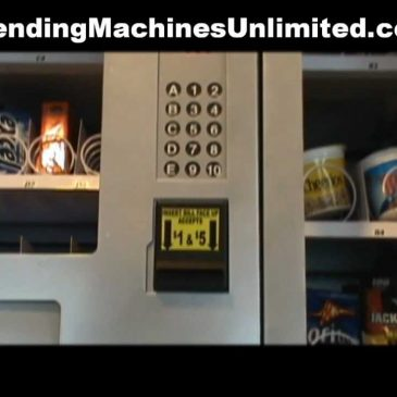 How to Fix a Bill Jam in a Vending Machine Bill Acceptor by Seaga
