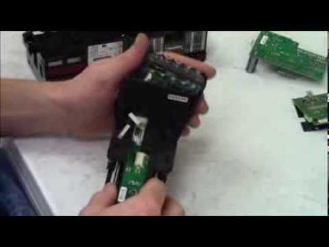 How to Change the Belts on Any Coinco Vantage Bill Acceptor